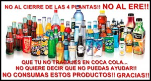 productos coca cola